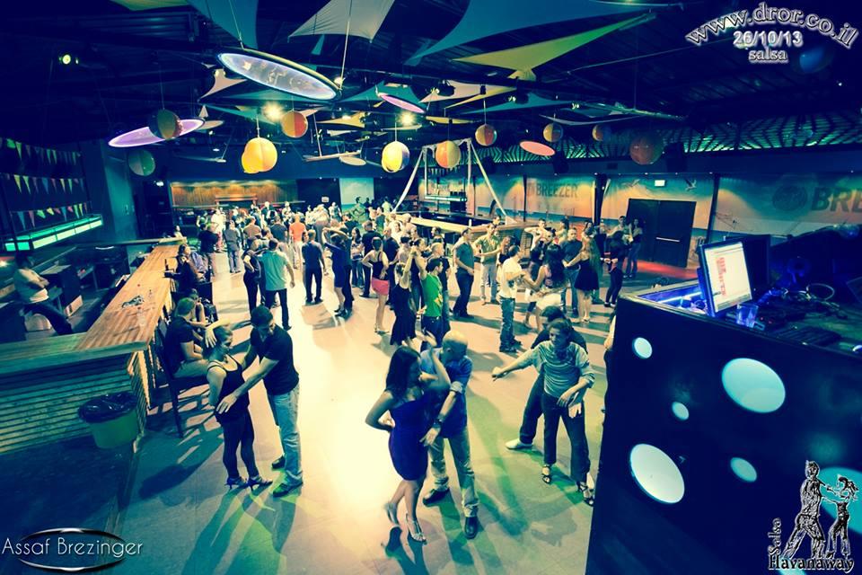 Salsa Clubs in Israel